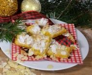 Cukroví vánoční mrkvové