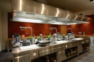 JIP Gastrostudio Praha  kuchyň